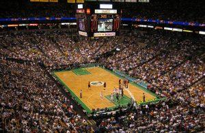 Boston Garden de la NBA